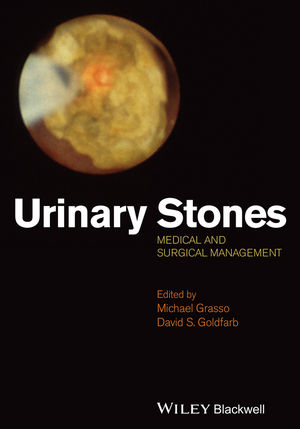 Urinary Stones: Medical and Surgical Management (1118405412) cover image