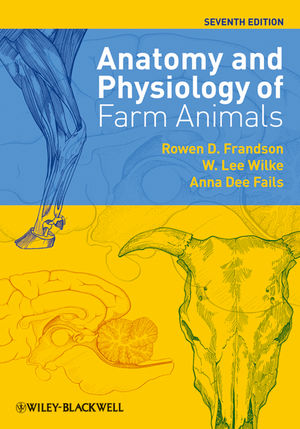 Anatomy and Physiology of Farm Animals, 7th Edition | Veterinary ...