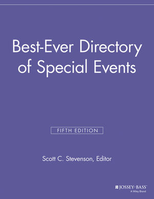 Best Ever Directory of Special Events, 5th Edition