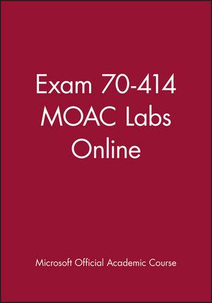 Exam 70-414 MOAC Labs Online