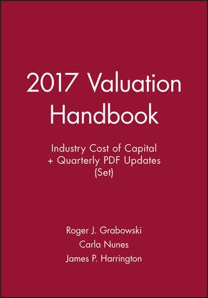 2017 Valuation Handbook ¿ U.S. Industry Cost of Capital + Quarterly PDF Updates (Set) (1119366712) cover image