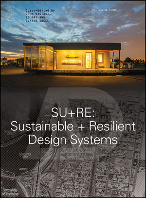 SU+RE: Sustainable + Resilient Design Systems