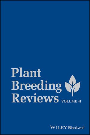 Plant Breeding Reviews, Volume 41