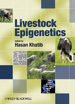 Livestock Epigenetics (1119949912) cover image
