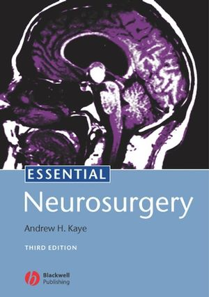 Essential Neurosurgery, 3rd Edition (1405116412) cover image