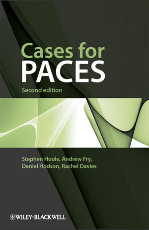 Cases for PACES, 2nd Edition (1444319612) cover image