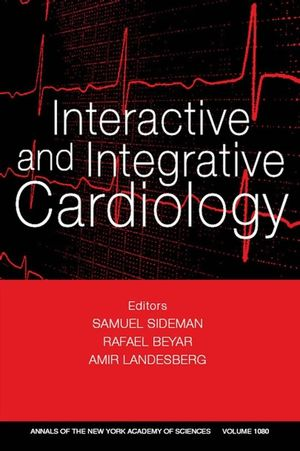 Interactive and Integrative Cardiology, Volume 1080 (1573316512) cover image