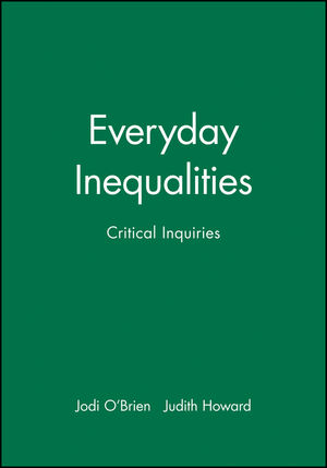 Everyday Inequalities: Critical Inquiries