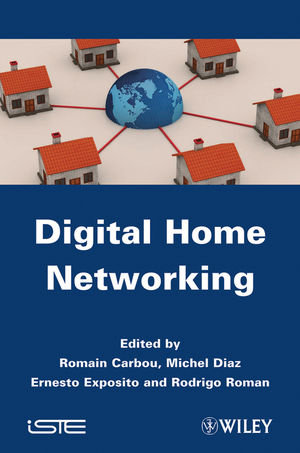 Digital Home Networking (1848213212) cover image