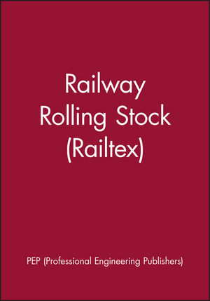 Railway Rolling Stock (Railtex) (1860583512) cover image
