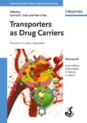 Transporters as Drug Carriers: Structure, Function, Substrates, Volume 44 (3527316612) cover image