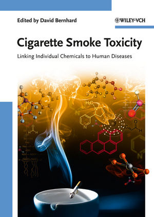 Cigarette Smoke Toxicity: Linking Individual Chemicals to Human Diseases (3527326812) cover image