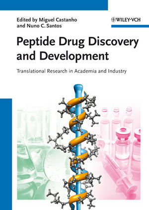 Peptide Drug Discovery and Development: Translational Research in Academia and Industry (3527328912) cover image