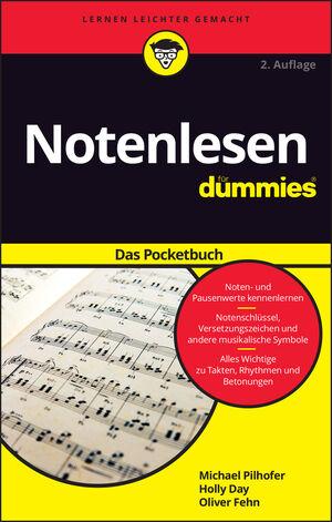 Notenlesen für Dummies Das Pocketbuch, 2. Auflage