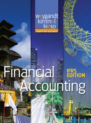 Financial Accounting: IFRS, 1st edition (EHEP001512) cover image