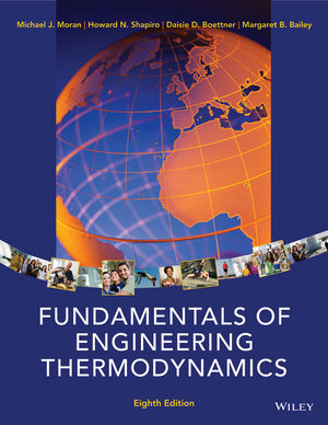 Fundamentals of Engineering Thermodynamics, 8e (EHEP002912) cover image