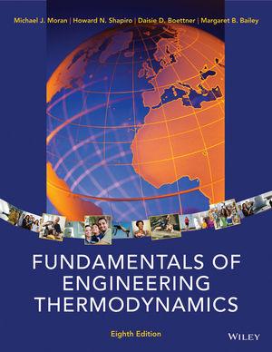 Wiley Fundamentals Of Engineering Thermodynamics 8e