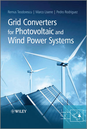 Grid Converters for Photovoltaic and Wind Power Systems (0470057513) cover image