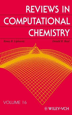 Reviews in Computational Chemistry, Volume 16 (0470126213) cover image