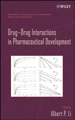 Drug-Drug Interactions in Pharmaceutical Development (0470187913) cover image