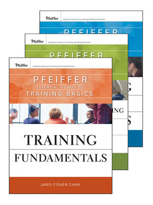 Pfeiffer Guide to Training Basics: Complete 3 Volume Set