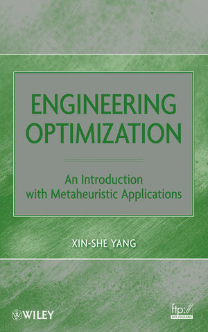 Engineering Optimization: An Introduction with Metaheuristic Applications (0470640413) cover image