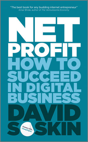 Net Profit: How to Succeed in Digital Business (0470660813) cover image