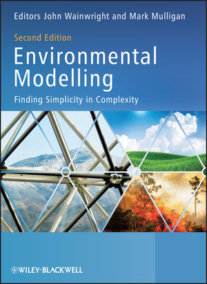 Book Cover Image for Environmental Modelling: Finding Simplicity in Complexity, 2nd Edition