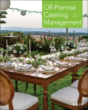 Off-Premise Catering Management, 3rd Edition