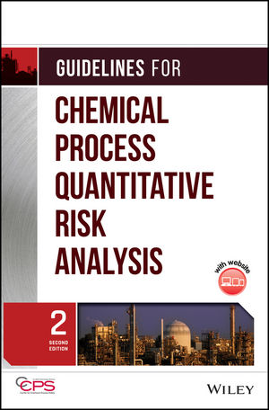 Guidelines for Chemical Process Quantitative Risk Analysis, 2nd Edition (0470935413) cover image
