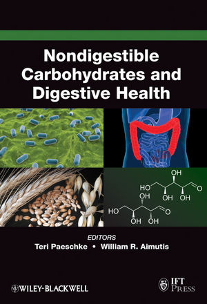 Nondigestible Carbohydrates and Digestive Health (0470961813) cover image