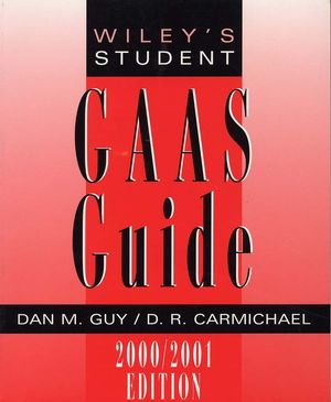Wiley's Student GAAS Guide , 2000/2001 Edition