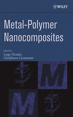 Metal-Polymer Nanocomposites (0471471313) cover image