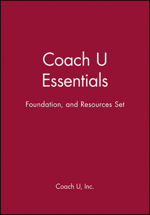 Coach U Essentials, Foundation, and Resources Set