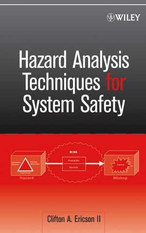 Hazard Analysis Techniques for System Safety (0471739413) cover image