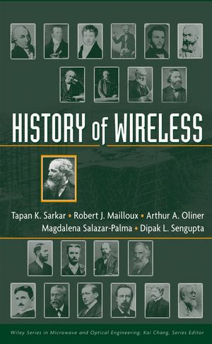 History of Wireless (0471783013) cover image