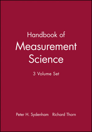 Handbook of Measurement Science, 3 Volume Set