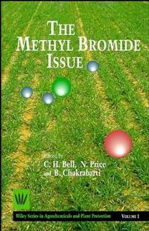 The Methyl Bromide Issue (0471955213) cover image