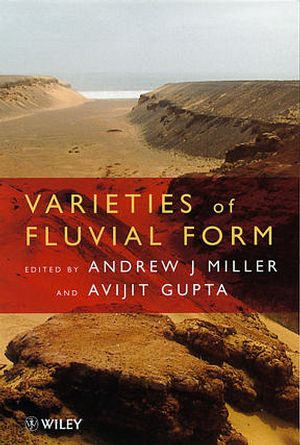 Varieties of Fluvial Form (0471973513) cover image