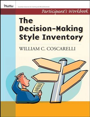 Decison-Making Style Inventory, Participant's Workbook