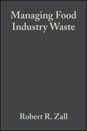 Managing Food Industry Waste: Common Sense Methods for Food Processors (0813806313) cover image