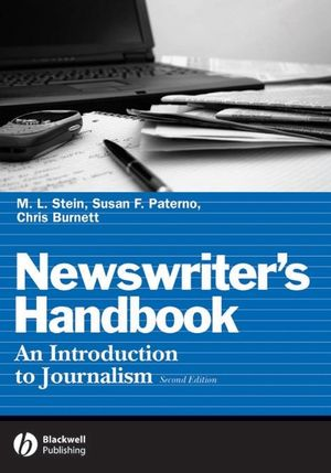 Newswriter's Handbook: An Introduction to Journalism, 2nd Edition