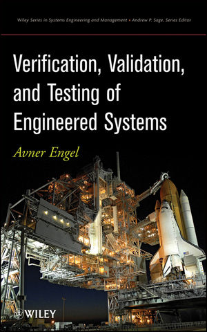 Verification, Validation, and Testing of Engineered Systems (1118029313) cover image