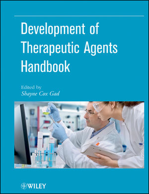 Development of Therapeutic Agents Handbook (1118077113) cover image