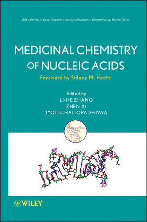 Medicinal Chemistry of Nucleic Acids (1118092813) cover image