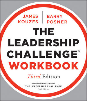 The Leadership Challenge Workbook, 3rd Edition (1118240413) cover image