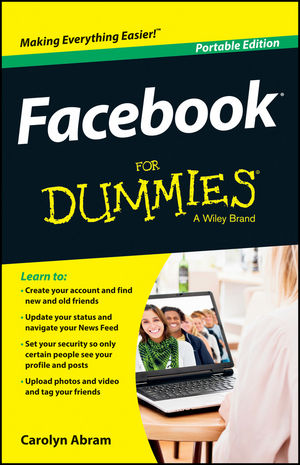 Facebook For Dummies, Portable Edition