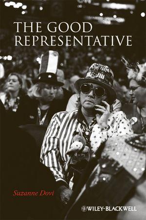 The Good Representative (1118360613) cover image