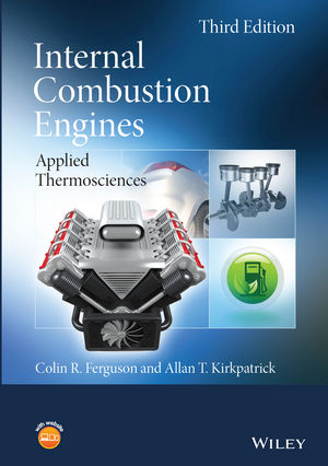 Internal Combustion Engines: Applied Thermosciences, 3rd Edition (1118533313) cover image