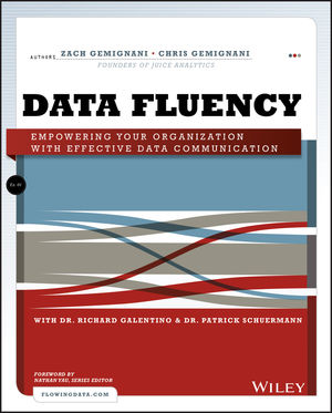 Data Fluency: Empowering Your Organization with Effective Data Communication (1118851013) cover image